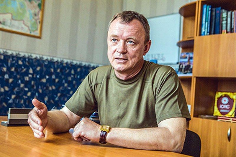 Ігор Луньов: «Наші вороги вже перестали спати спокійно»