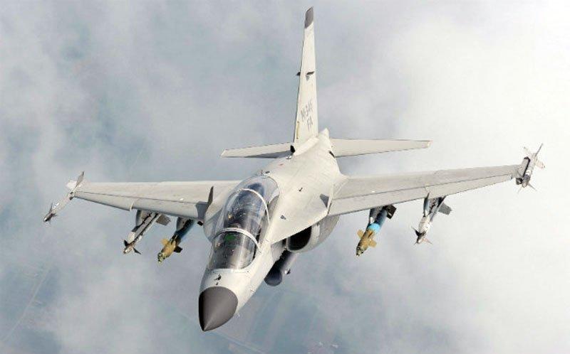 Італійці «розсекретили» винищувач M-346FA