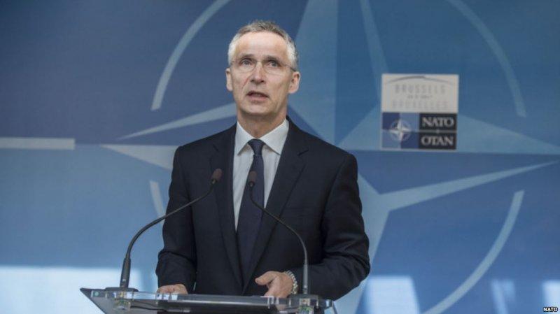 Столтенберґ: НАТО буде зміцнювати оборону і продовжувати діалог з Росією