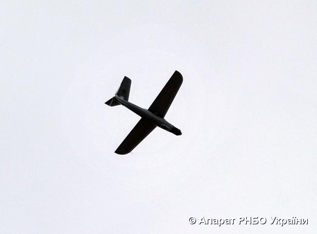 О. Турчинов: Сьогодні відбулися вдалі випробування безпілотника ударної дії