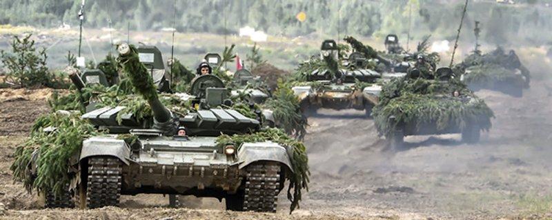 Як російський Генштаб «загубив» танкову дивізію, або По слідах одних «стратегічних» навчань…