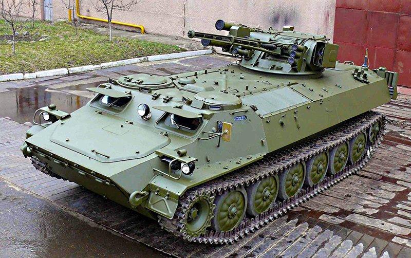 ВПКХТЗ отримав іноземне замовлення на бойові машини