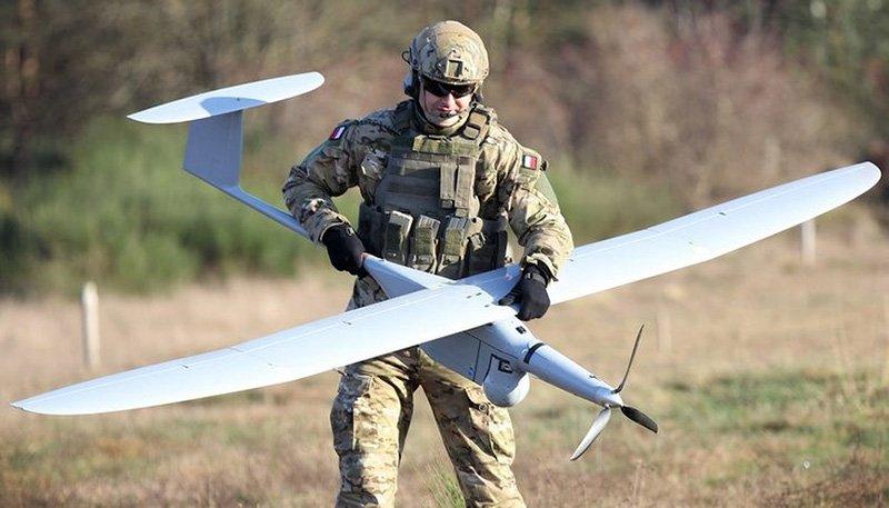 Безпілотний авіаційний комплекс Fly Eye прийнято на озброєння в ЗСУ