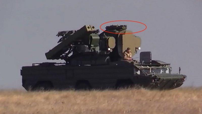 Модернізація 9К33 «Оса» Київським ТОВ «Укррадарпроект»